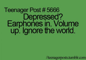 depressed, quote, teenager post, text