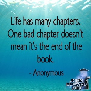 Is it time for a new chapter?