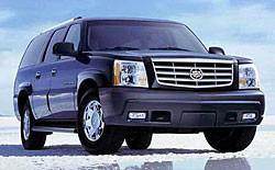 2006 Cadillac Escalade features new graphics, chrome trim highlighting ...