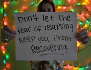 Avoiding an eating disorder relapse is both humbling and empowering ...