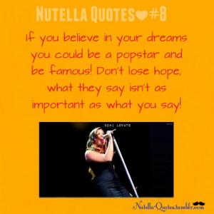 Nutella Quotes ♥