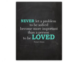 Love quote printable - gift for newlyweds - relationship print ...