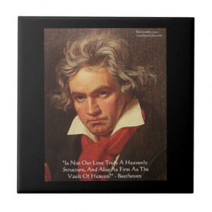 Ludwig Van Beethoven Quotes Love