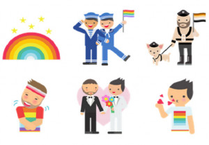 Rainbow Pride Quotes Facebook kicks off pride month