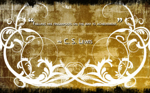Lewis Quote by ValencyGraphics