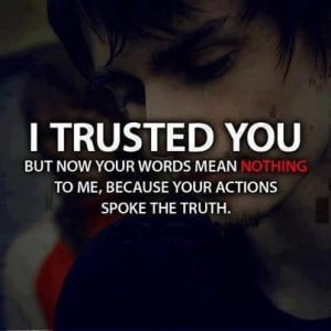 hate liars.
