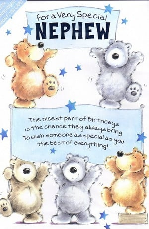 Birthday Cards, Male Relation Birthday Cards, Nephew, For a Very ...