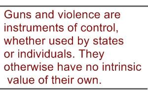 Fatal Distraction: Manhood, Guns, and Violence