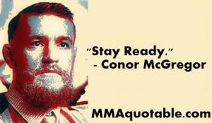Conor Mcgregor Quotes Conor McGregor