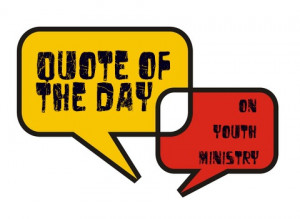 Paul Martin on attractional youth ministry: