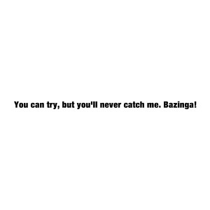 Big Bang Theory Quote liked on Polyvore