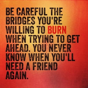 ... need a friend again britt thelemann # burningbridges # quote # friends