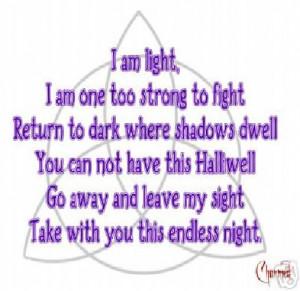 phoebe halliwell charmed quotes