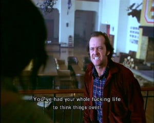 Film review: The Shining (1980)