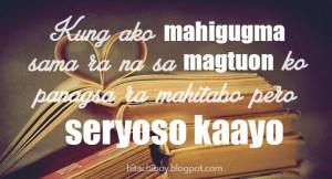 ... quote, bisaya love, bisaya meme, bisaya photo meme, bisaya school life