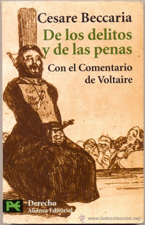 essay on crimes and punishments 1764 Cesare bonesana di beccaria search reforms but is best known for his 1764 work on crimes and punishments in which he advocated an end an essay on crimes and.