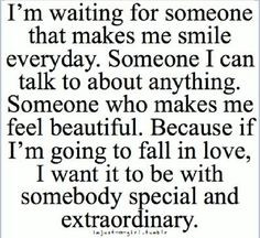 Quotes, Wait For Me Quotes, Make Me Smile Quotes, Wait For Love Quotes ...