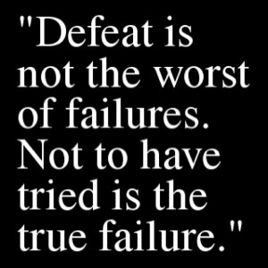 Motivation Picture Quote Try