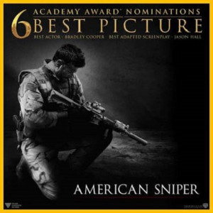 """... Movie """"American Sniper"""" – But Love the Snipers Who Protect Them"""