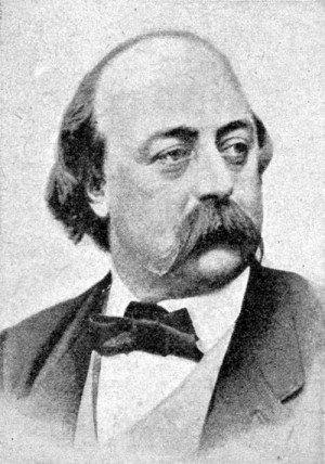 Facts about Gustave Flaubert