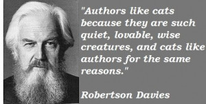 Robertson davies famous quotes 1
