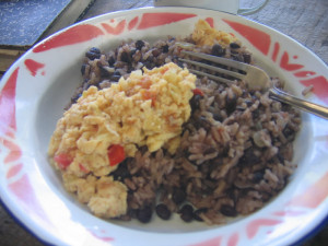 Gallo Pinto Beans And Rice
