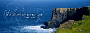 St. Patrick - Facebook Cover