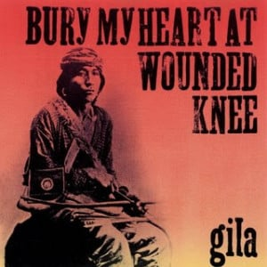 WOUNDED MY KNEE HEART AT BURY