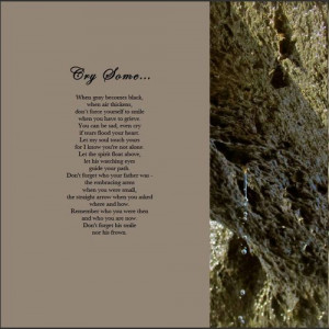 birthday poem deceased loved one