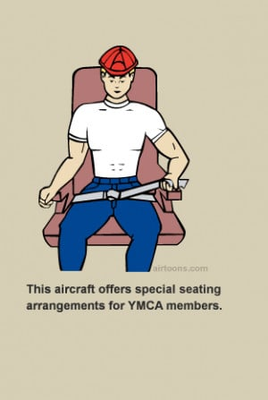 funny village people ymca construction worker special seating