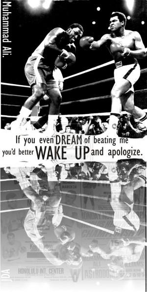 Top 10 Muhammad Ali Picture Quotes