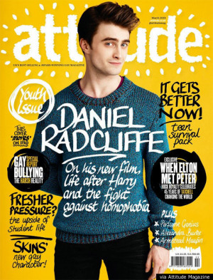 Daniel Radcliffe On Gay Rights, GOP Candidates And His Male 'Talent ...