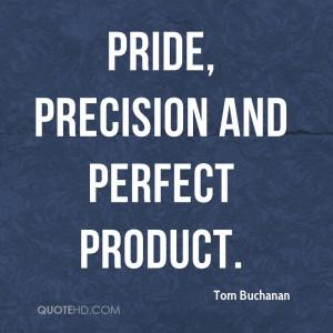 Tom Buchanan Quotes