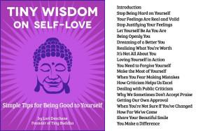 Tiny Buddha's e-Book