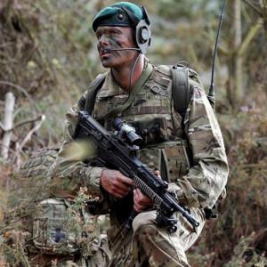 The Royal Marines' 350th Anniversary