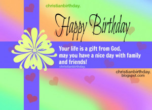 christian birthday quotes for friends christian birthday quotes for ...