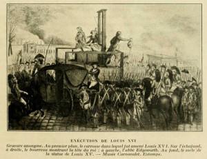 The Execution King Louis Xvi
