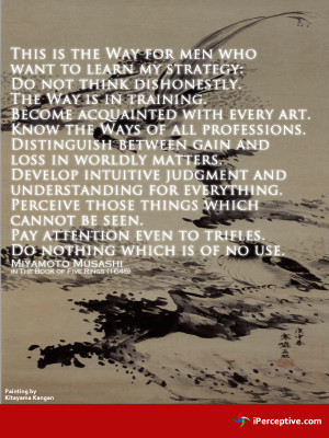 download this Miyamoto Musashi Japanese Quotes Sayings Samurai picture