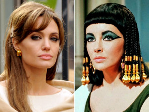 Angelina Jolie Officially Playing Queen Cleopatra!