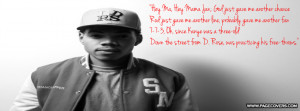 Chance The Rapper Quotes Chance the rapper