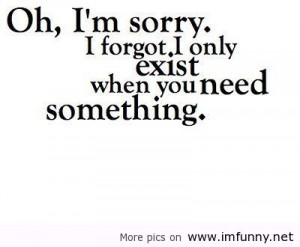 Oh, I'm sorry, I forgot | Funny Pictures, Funny Quotes â ...