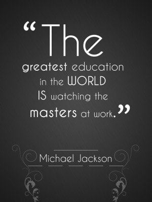 Michael Jackson Quotes About: Advice quotes Change quotes World quotes ...