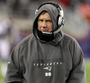 ... honor to be a Patriot and play for coach Belichick and coach McDaniels