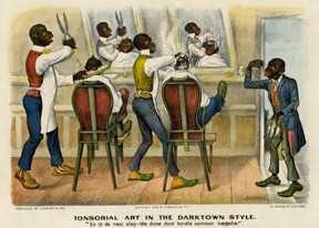 black barber art www albion edu library
