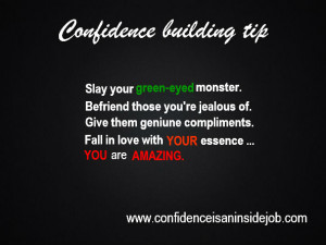 confidence building
