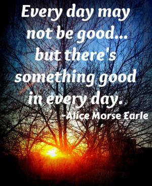 Alice Morse Earle Quotes