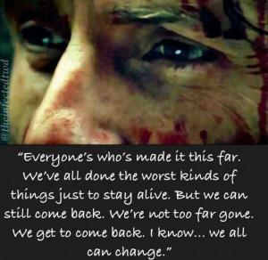 Rick Grimes quote