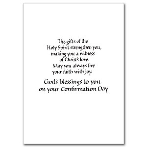 the day of her confirmation confirmation on pinterest bible verses ...