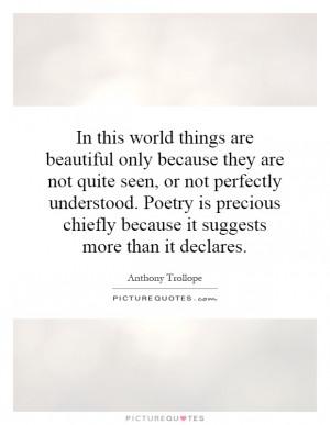 Precious Quotes