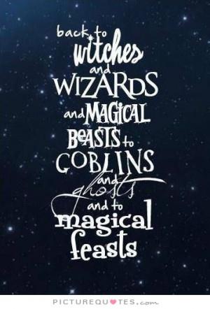 Witch Quotes Magic. QuotesGram